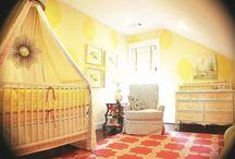 Dream Baby Room / by America Bragg