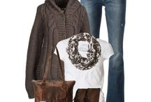 Casual clothes fall
