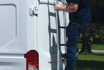 Rear Access Van Ladders
