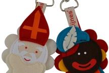 Vilt Sinterklaas