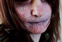 Prosthetic Makeups / Brilliant Prosthetic Makeups