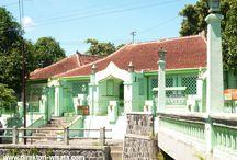 Laweyan Mosque in Surakarta / A visit to Laweyan Mosque in Surakarta