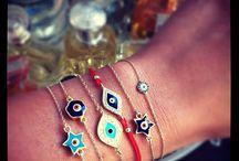evil eye jewelery