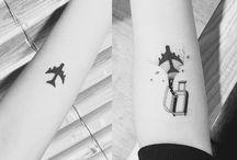 Small & Cute Tattoos