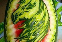 Artistisk frukt