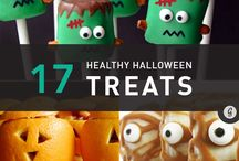 Halloween / Trick or treat yourself with these easy and healthy food ideas for the spookiest holiday!