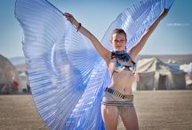 Burning Man Costume Bureau