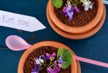 Ehető virágok / Edible flowers