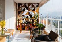 Divisória de ambiente / Veja alternativas maravilhosas para usar como divisória de ambiente e planeje os espaços da sua casa para uma atmosfera mais ampla, agradável e lindamente decorada!