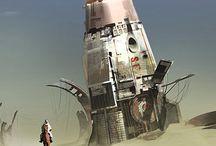 sci-fi fantasy