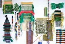 Modern weaving and textiles
