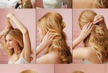 Hairstyle - makeup