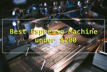 Top 5+ Best Espresso Machine under