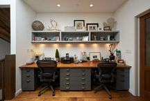 Small office ideas for two people