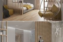 Bedrooms for Tina