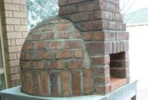 Pizza oven / DIY recycled pizza oven inspiration