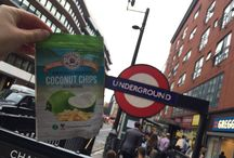 Coconuts On Tour / Take a look at what our top coconuts get up to on days away from the office!