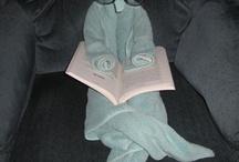 asciugamani origami