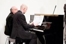 1,2,3 y... / Conciertos de los alumnos de Grado en Composición de Músicas Contemporáneas.