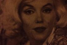 Marilyn 1962 / by Alison Czarnik