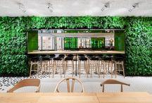 Elements: green walls / 0