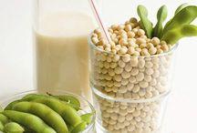 Cách làm sữa đậu nành nguyên xác