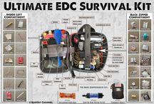 Survival/EDC and Bushcraft