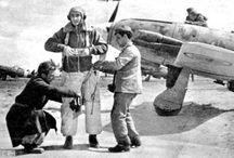 caccia e cacciatori italiani e tedeschi in ww2