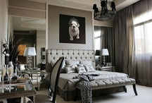 Home: Master Bedroom / Bedroom Ideas for the Master  / by Tiffanie Luster