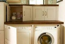 Mosókonyhák (Laundry)
