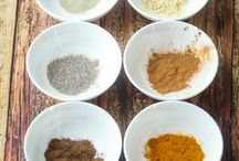 Condiment-Spices
