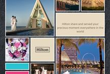 Hilton exist just for serving you
