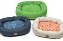Best Dog Beds / Our dog beds are made in the U.S.A. from the best materials - each one made with love, care and a wish for a good night's rest. :) - Found on ActiveDogToys.com