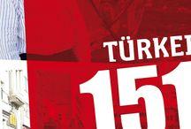 Türkei 151 / Ein geschichtsträchtiges Land und die Mega-City Istanbul in 151 Momentaufnahmen