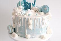 Dripe cakes