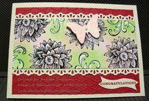 Cards--SU--Creative Elements / by Patricia Panzica