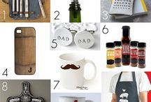 Daddy's Day / Father's Day fun + nifty gift ideas