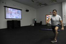 Fitness Exercise Kiosk