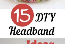 Baby headbands, headpieces