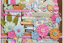 {Everyday Basic} Digital Scrapbook Kit by Aprilisa Designs / http://store.gingerscraps.net/Everyday-Basic-Kit-by-Aprilisa-Designs.html