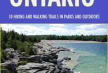 Ontario Guide Books