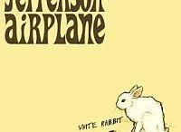 Alice in W:Grace Slick / Alice in wonderland/the White rabbit (illustrator)