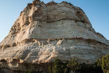 Ghost Rock Utah's San Rafeal Swell