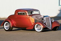 F O R D Automotive 1932-1934 / All about F O R D Automotive 1932-1934 / by Alan Bennington/Boxed Brands.com