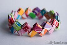 Teabag folding , theezakjes vouwen Origami