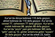 Kur'an ve Bilim
