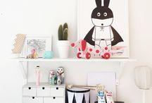 Home Inspiration: Kids room