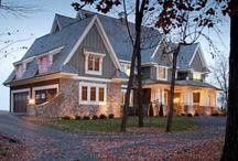 Dream home ideas / by Katie Sievers