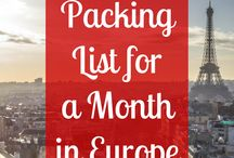Travel Essentials: Clothes, Rucksacks and More! / Northern Lauren | Travel Blogger | Travel Advice | Tips for travellings | What to take on a trip | Things to do while travelling  | Travelling Successfully | Travel Blogging