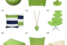 Greenery: Pantone Color of the Week